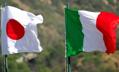 italia e giappone